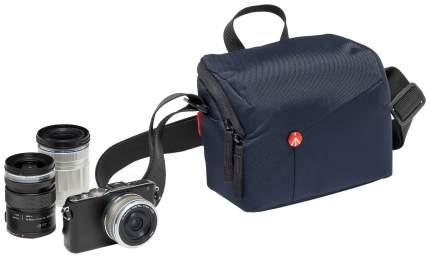 Сумка для фототехники Manfrotto NX Shoulder Bag CSC 2 синяя