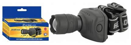 Туристический фонарь Camelion Ultraflash LED5354 серый, 3 режима