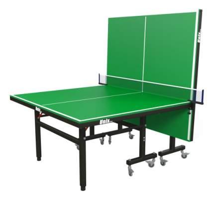 Теннисный стол Unix Line зеленый, с сеткой
