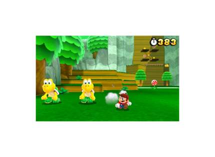 Игра Super Mario 3D Land для Nintendo 3DS