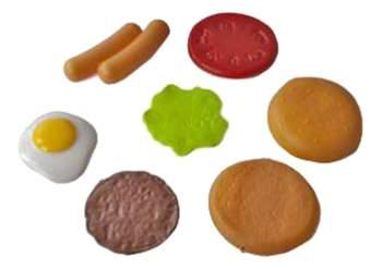 Набор посуды игрушечный Shantou Gepai HappyTime