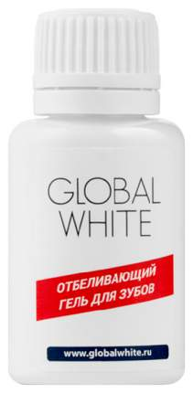 Система для домашнего отбеливания зубов Global White