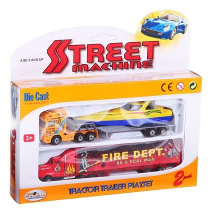 Набор машинок Street Machine 2 шт. Pioneer Toys А35487