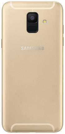 Смартфон Samsung Galaxy A6 SM-A600F/DS 32Gb Gold