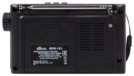 Радиоприемник Ritmix RPR-151 Grey