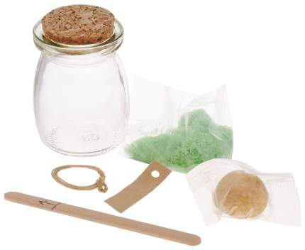 Набор для выращивания кристаллов Бумбарам Удивительный кристал зеленый