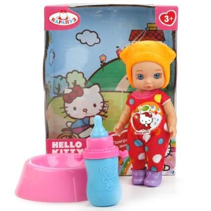 Кукла Карапуз Hello Kitty 12 см Без Звука, с Горшком