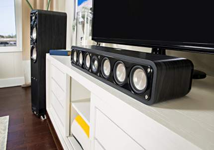 Колонка Polk Audio Signature S35 Black