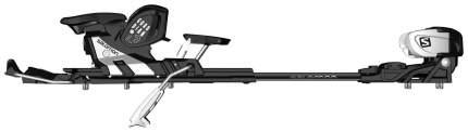 Горнолыжные крепления Salomon N Guardian MNC 13 S 2015 белые, 80 мм