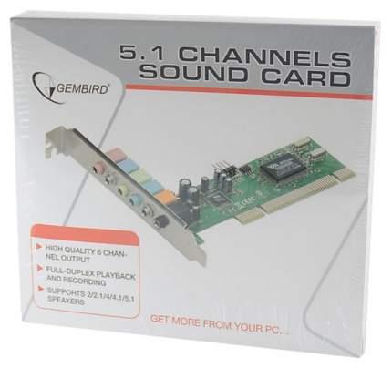 PCI-e звуковая карта Gembird SC-5.1-1