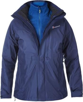 Спортивная куртка женская Berghaus Island Peak 3 in 1, dk blu/dk blu navy/navy, S