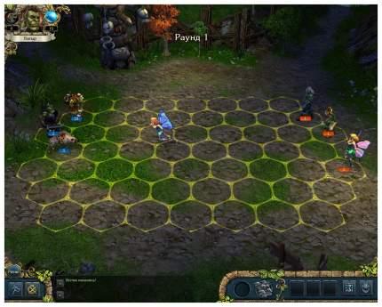 Игра 1С-СофтКлаб King's Bounty: Темная сторона для PC