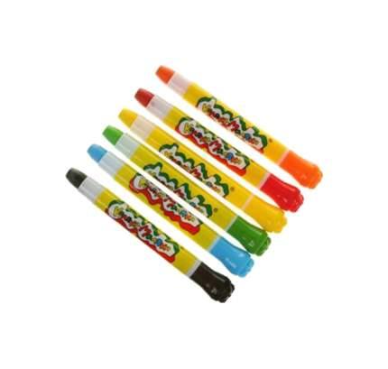 Каляка-Маляка Краски для грима 6 цветов, арт. КГКМ06