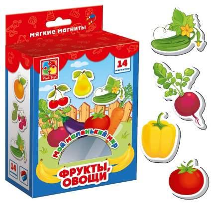 Я расту тойз Мой маленький мир Овощи, фрукты