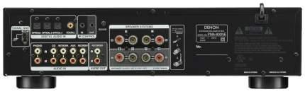 Усилитель Denon PMA-800NE Black PMA800NEBKE2