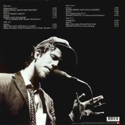 "Виниловая пластинка Tom Waits ""Nighthawks At The Diner"" (2LP)"