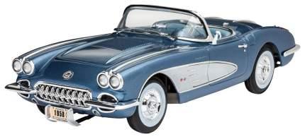 Модели для сборки Revell Corvette Roadster 1958