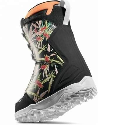 Ботинки для сноуборда ThirtyTwo Lashed 2020, black/aloha, 28.5