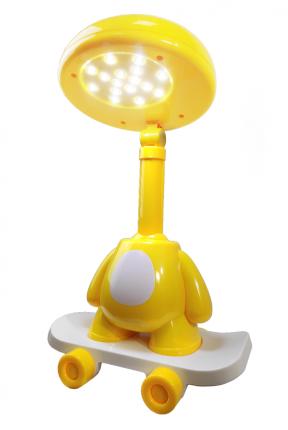 Детский настольный светильник Baby light (1848-313) утенок