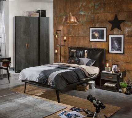 Кровать Cilek Dark Metal XL 100х200 см