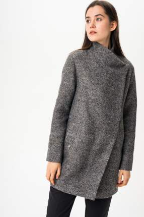 Пальто женское ElectraStyle 3-7004/5-308 коричневое 40 RU