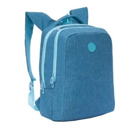 Рюкзак женский Grizzly RD-954-2 джинсовый