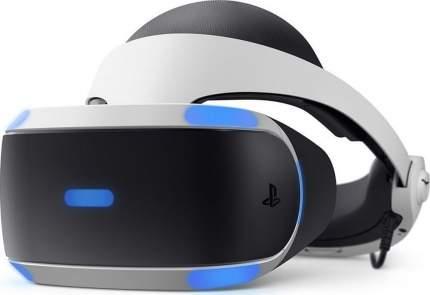Шлем виртуальной реальности Sony PlayStation VR + 5 игр Mega Pack (CUH-ZVR1)