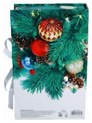 Коробка-книга Sima-Land «Волшебного Нового года!» 20х12,5х5 см...