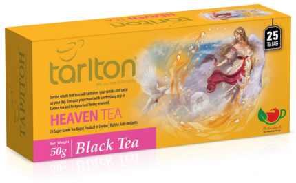 Чай черный Тарлтон  райское дерево