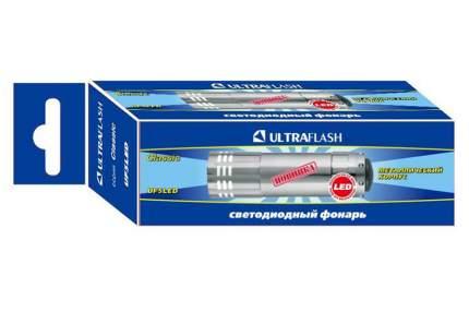 Туристический фонарь Ultraflash UF5 LED серебристый, 1 режим