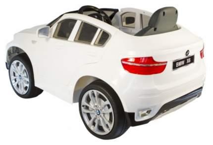 Радиоуправляемый детский электромобиль Jiajia Джип BMW X6 JJ258-W Белый