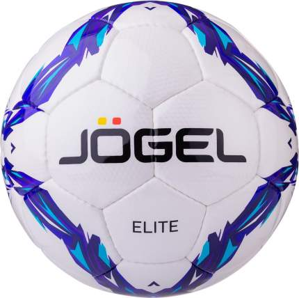 Футбольный мяч Jogel JS-810 Elite №5 white/blue