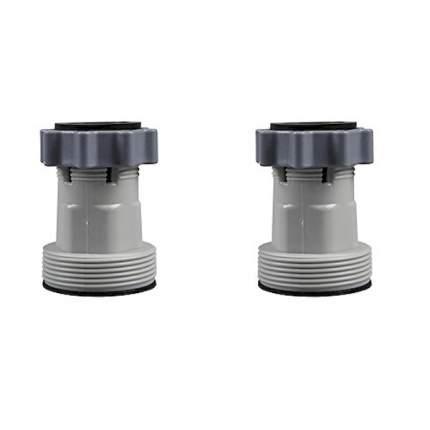 Переходники для шлангов 32/38 мм, 2 штуки bestway, арт, 58236, Интекс