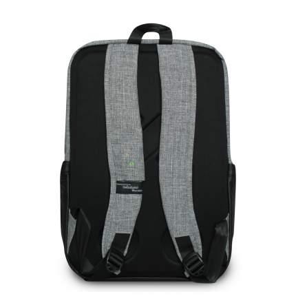 Рюкзак Swissdigital SD-07S серый/черный 21 л
