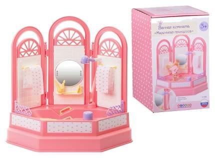 Мебель для кукол Огонек Маленькая принцесса ОГ1335пц