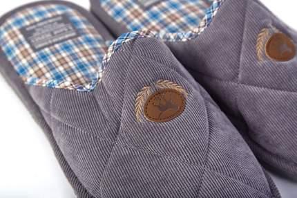 Домашние тапочки мужские Hoff 3141M фиолетовые 41-46 RU