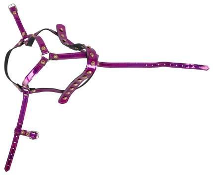 Маска-шлем Podium Head Harness розовый