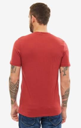 Футболка мужская Jack & Jones 12158050 красная/разноцветная L