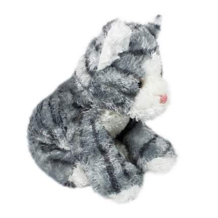 Мягкая игрушка Teddykompaniet котенок, серый, 23 см,1778