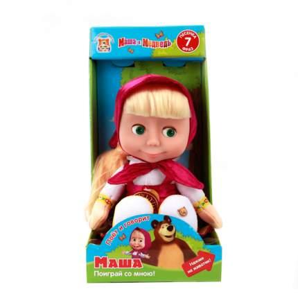 Мягкая игрушка Мульти-Пульти Маша пласт. лицо (м/ф маша и медведь) в дисплее 29 см