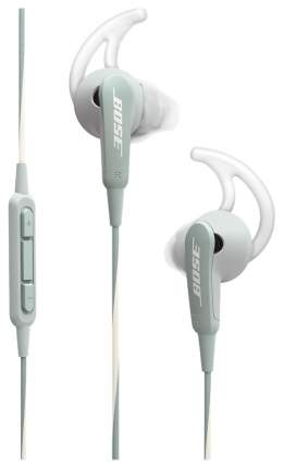 Наушники Bose SoundSport In-Ear Frost to Apple