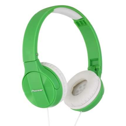 Наушники Pioneer SE-MJ503 Green