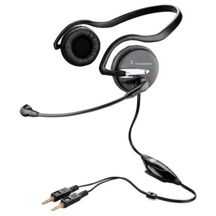 Гарнитура для компьютера Plantronics Audio Audio 345 Black