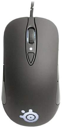 Проводная мышка SteelSeries Sensei RAW Rubber Black (62155)