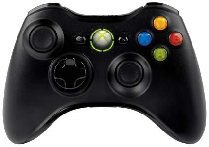 Геймпад Microsoft Xbox 360 NSF-00002 Black