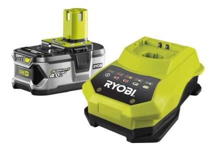 Набор аккумулятор и зарядное устройство Ryobi RBC18L40 18V CHARGER KIT EU