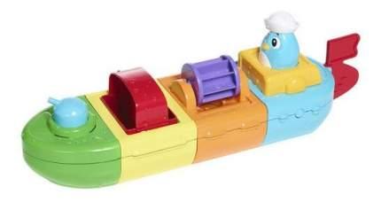 """Игрушка для ванны Tomy """"Весёлый пароход"""""""