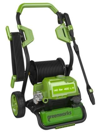 Электрическая мойка высокого давления Greenworks GPWG5.8 5100507