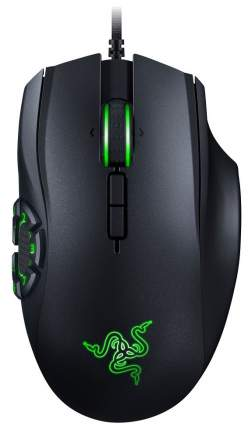 Игровая мышь Razer Naga Hex V2 Black (RZ01-01600100-R3G1)