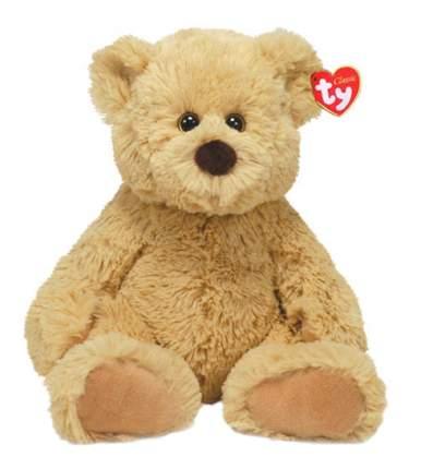 Мягкая игрушка TY Classic Медвежонок Boris (коричневый), 25 см